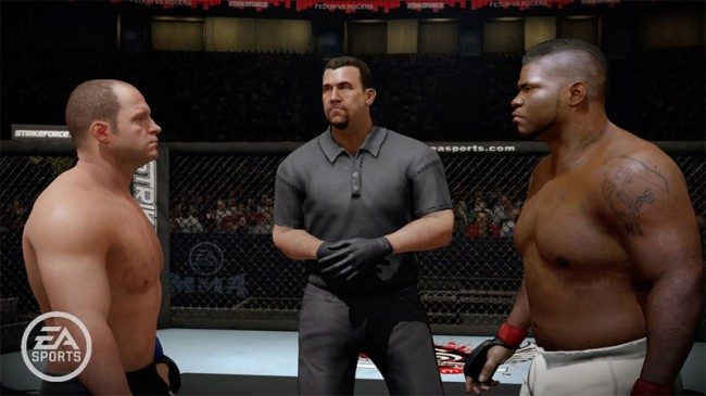 EA Sports MMA Review