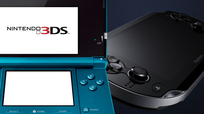 Nintendo vs. Sony - Portable Wars: Round 2! FIGHT!