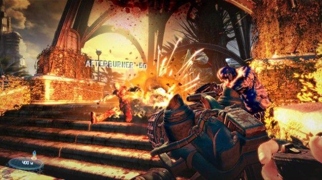 Gaming Failure of The Week: Bulletstorm Demo
