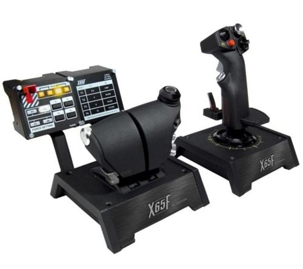 Saitek X65-F Flight Control System
