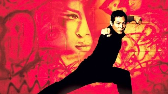 Jet Li Busts A Dudes Ass With A Bowl Of Rice...Srsly...