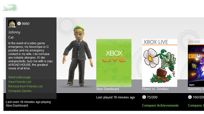 Seriously, Microsoft Needs To Reconsider Xbox Live Friends