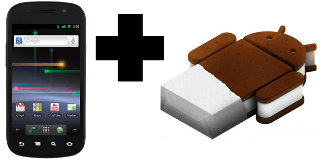 Android Ice Cream Sandwich – a Preview For the Rest of Us