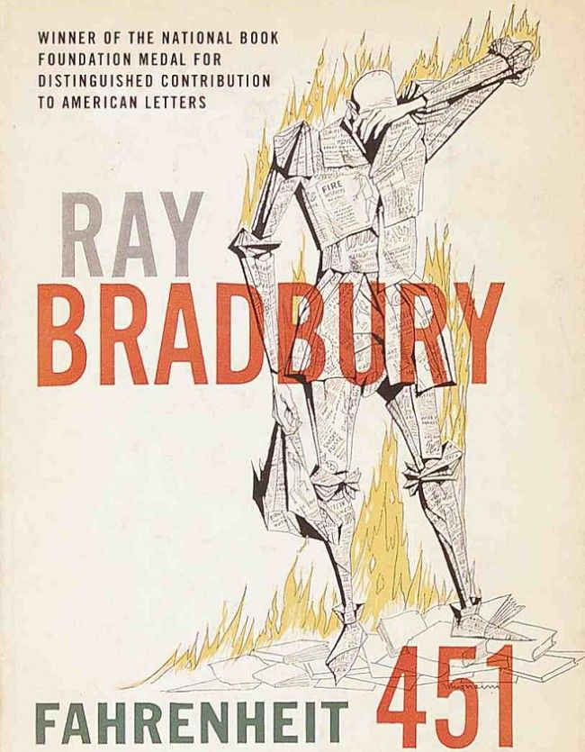 Fahrenheit 451 – Coming to an E-Reader Near You