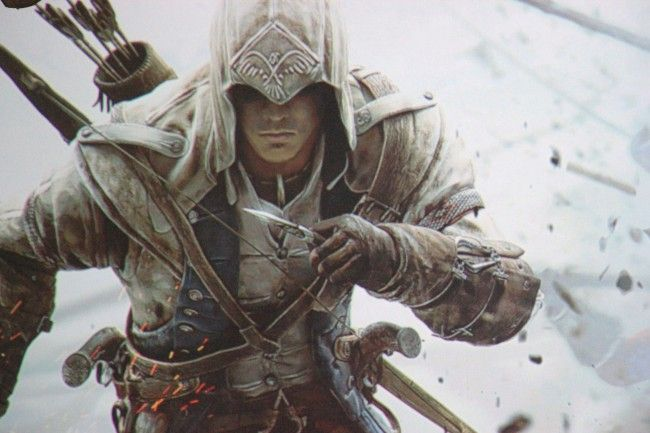 E3 2012 – Ubisoft Showcases Assassin's Creed III