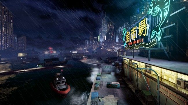 E3 2012 – Hands On With Sleeping Dogs By Square Enix