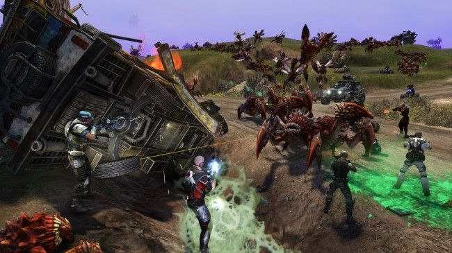 E3 2012 – Hands On With Trion Worlds' Defiance