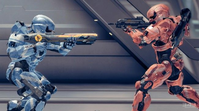 Halo 4 Multiplayer – Red Vs. Blue Explained – With Gameplay Video