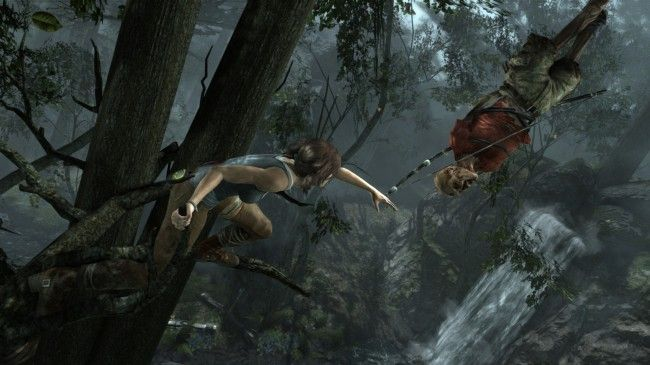 Tomb Raider – The New Trailer, Cometh.