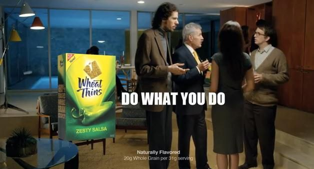 Remember How Much You Love Wheat Thins? We're Letting You Know Again!