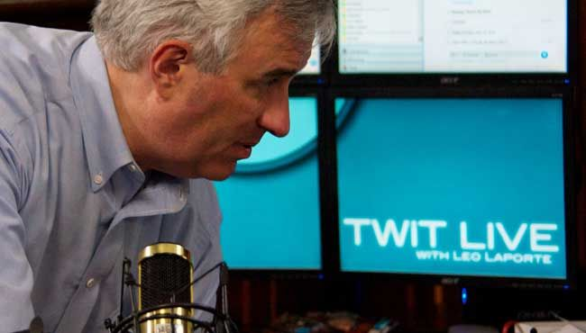 Leo Laporte Refuses To Let Ex G4ers Sessler Pereira On Twit Says