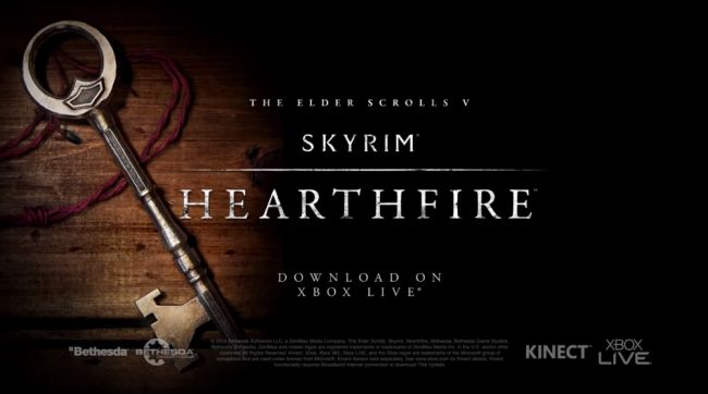 Skyrim's Hearthfire Expansion? I Don't Have Time For This Sh*t
