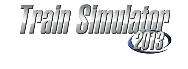 Stop The Press! Train Simulator 2013 Announced