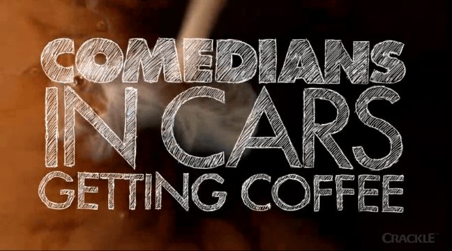 Comedians In Cars Getting Coffee – It's Brilliant
