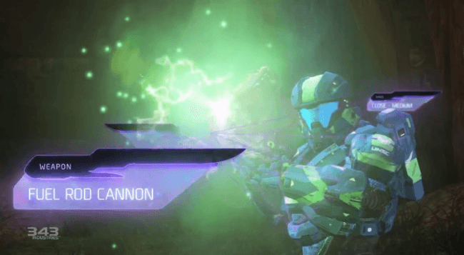 Halo 4, Covenant Weapons, And Dubstep