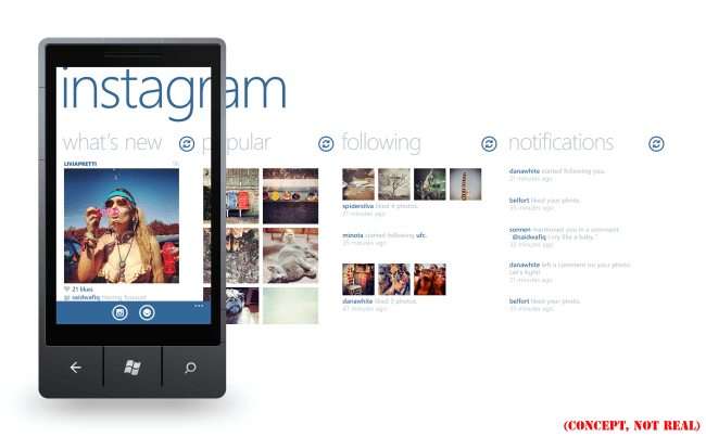 Windows Phone Users, Get Ready For Instagram