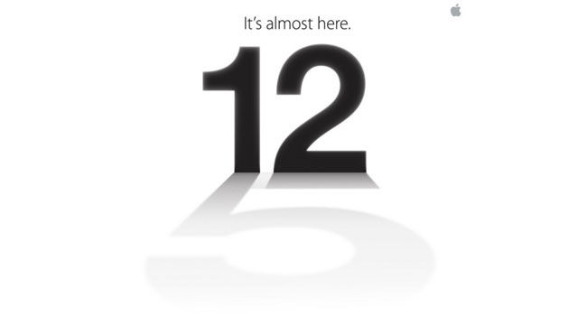 Oh, that's clever, the 12 makes a 5 out of it's shadow