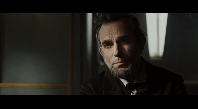 """Lincoln"" Trailer A Boring Mess"