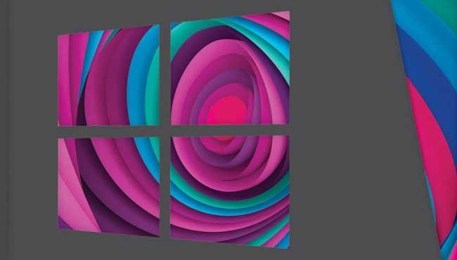 Yes. Yeeeeesssssss, stare directly into the Windows 8 logo...