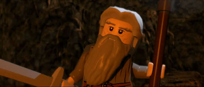One Lego To Rule Them All