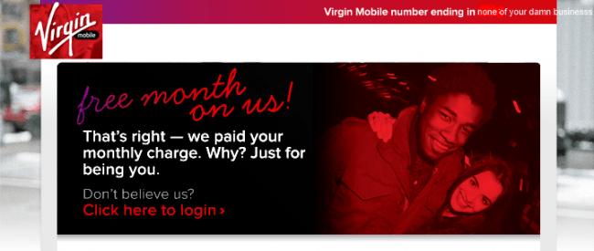 Virgin Mobile Paid My Phone Bill. Yep, You Heard Right