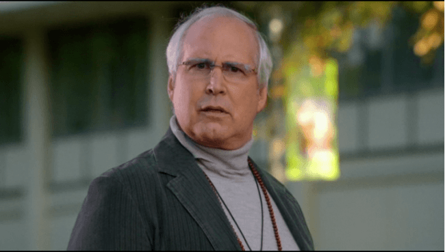 "Chevy Chase Is Community's ""Pierce Hawthorne"""