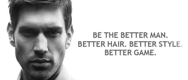 Be The Better Man With Conair