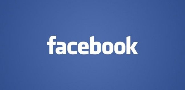 Facebook logo...