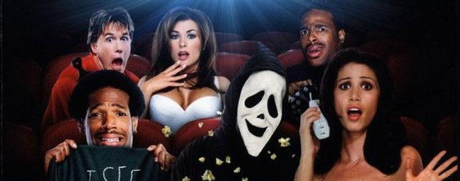 Not THAT Scary Movie...An ACTUAL scary movie...that will scare me!