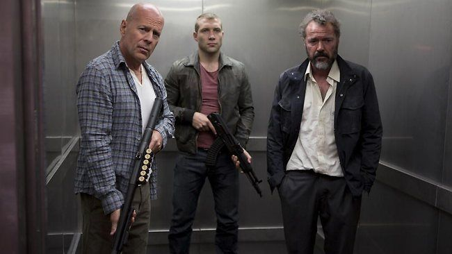 You're not John McClane. You're not John McClane at all.