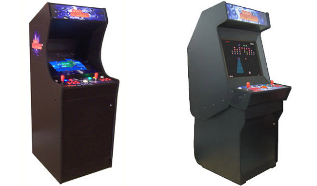 Arcadey goodness, in your home! Sign me up!