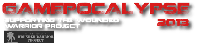 Gampocalypse - Supporting Wounded Warriors
