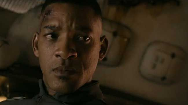 Don't cry Will Smith, at least you're not in Devil. Or The Last Airbender, or The Happening, or...