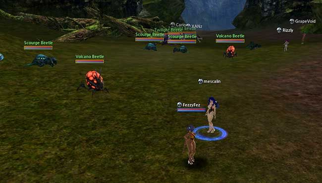 This MMO is hella MMO, guys.
