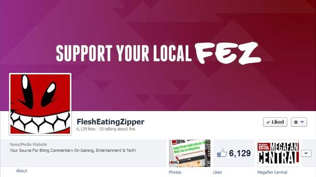 Our Facebook Page is pretty like a pony.