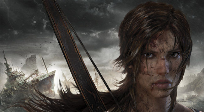 Lara's seen better days, that's for sure!