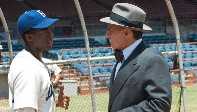 The Jackie Robinson Story...starring Harrison Ford.