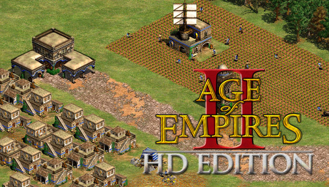 AoE 2 HD HEADER