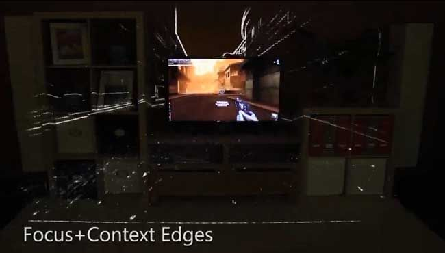 This coffee table projection offers extended reality, but is it enough?