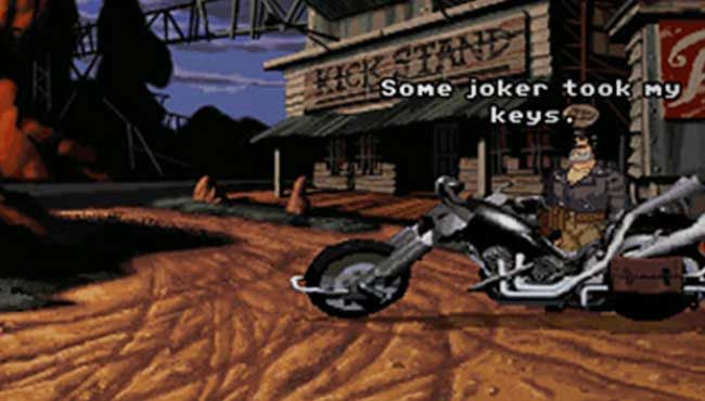 RUMOR: 'Full Throttle', Perhaps Other LucasArts Classics Coming Soon To GOG/Steam?