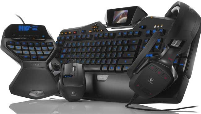 Sometimes people want a keyboard and a mouse and a joystick and a dedicated thumb input. Sometimes they don't.