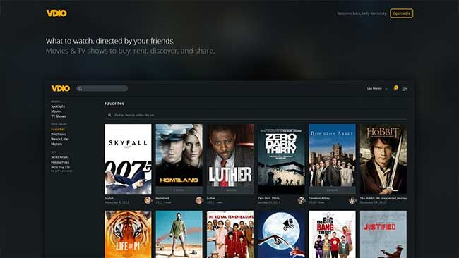 Rdio Introduces Vdio, A New Video Service Like iTunes, Amazon or Vudu