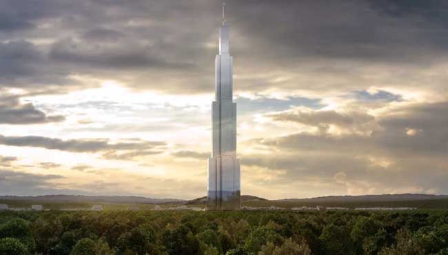 China Will Build World's Tallest Building In 90 Days Using Pre-Fab Tech. Scary.