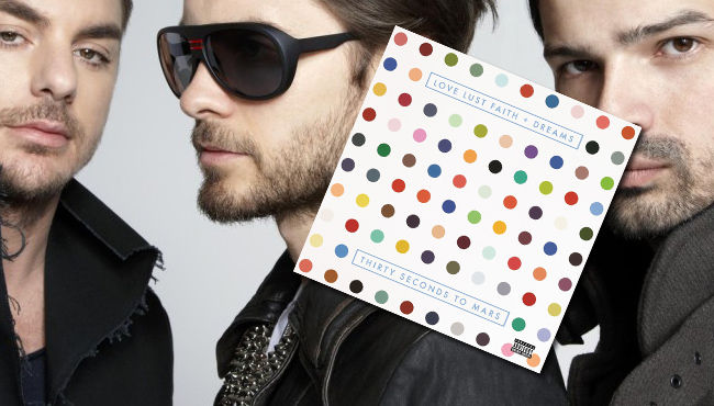 "30 Seconds To Mars' ""LOVE LUST FAITH + DREAMS"" Review: I'm Kind of Done with Jared Leto"