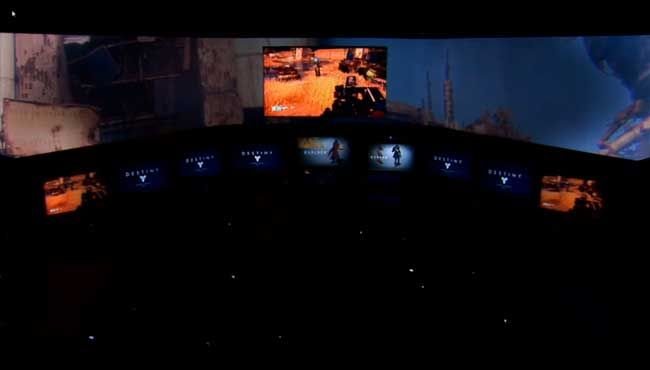 Bungie's first gameplay presentation of Destiny didn't go off without a few hitches...