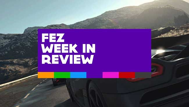 Week In Review is back Now That E3 Is Over!
