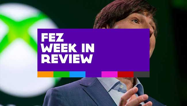 FEZ Week In Review: Week #26, 2013 – Don Mattrick, 'Hotline Miami 2', More 'Halo'