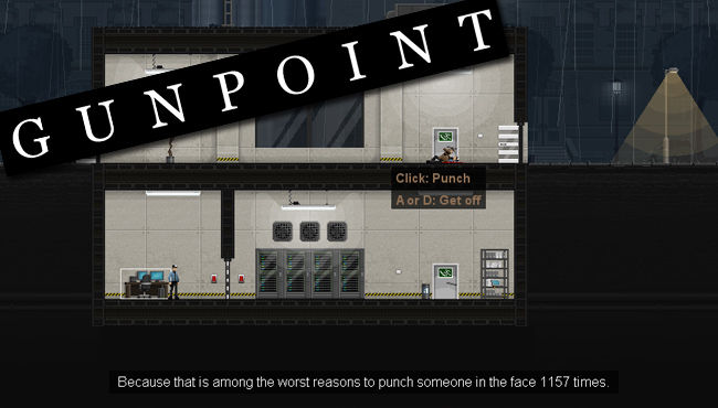 'Gunpoint' Review: Enter a World of Endless Punching