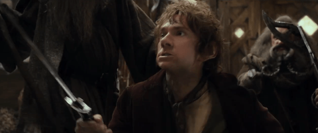 The Hobbit Trailer: The Desolation Of Smaug