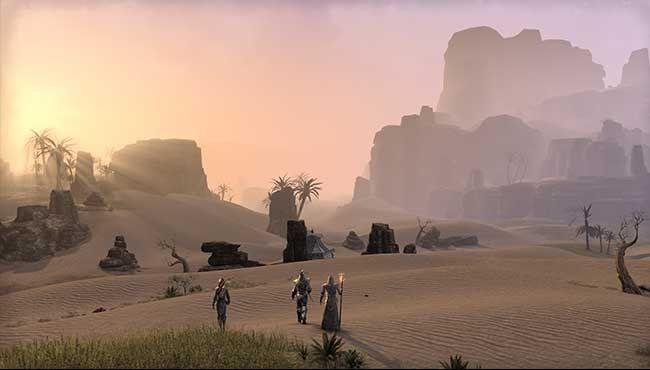 Plenty of exciting biomes to get your Elder Scrolls on with.